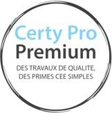 Certy Pro Premium - Des travaux de qualité, des primes CEE simples
