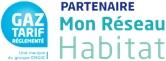 GAZ Tarif Réglementé - Partenaire Mon Réseau Habitat